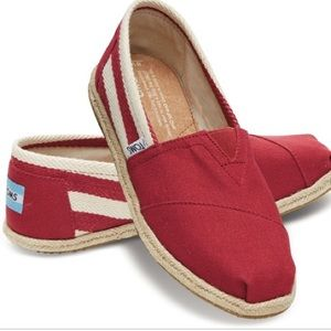 Red Stripe University  TOMS